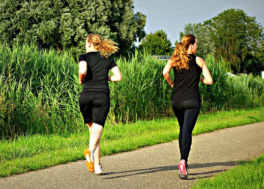 courrir et sport