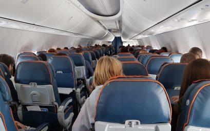 intéérieur avion