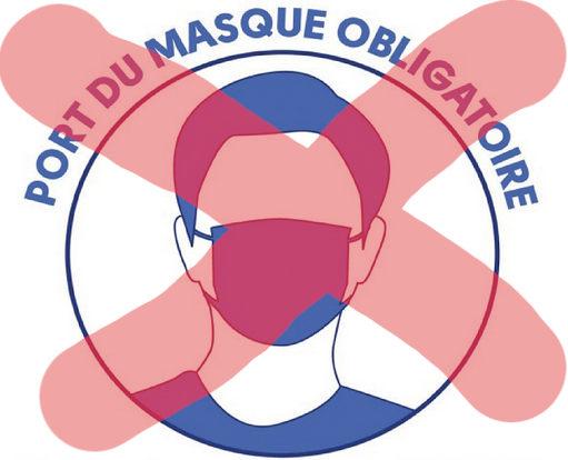 Stop au masque